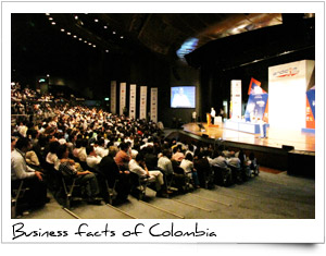 business economic facts of colombia