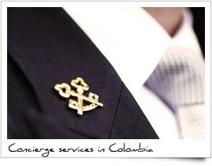 concierge services colombia