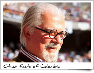 other popular facts of colombia